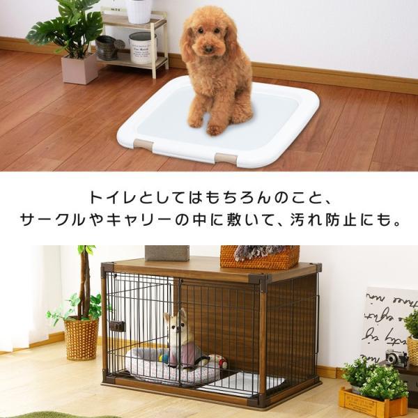 ペットシーツ アイリスオーヤマ レギュラー 厚型 400枚 業務用 ネット限定 安い 送料無料 犬|irisplaza|14