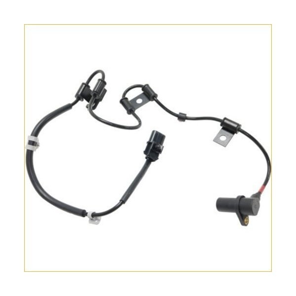 ABS speed sensor compatible with Hyundai Accent 06-09 Front Right Side 4 Cyl 1.6L Eng. 並行輸入品