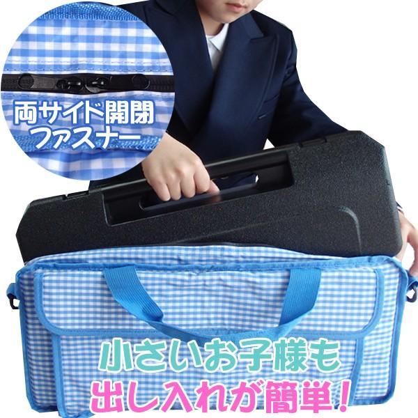 鍵盤ハーモニカ ケース 32鍵盤 収納 バッグ 防水 ソフトケース ショルダーベルト マチ付き ケース ピアニカ ヤマハ メロディーピアノ P3001-32K も入る|iristopmart123|05