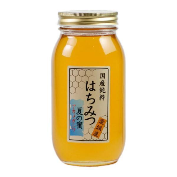 はちみつ 国産はちみつ 蜂蜜 ハチミツ 愛媛県産 アカメガシワの蜜(単花蜜) 1Kg|iroha-beebeey|02