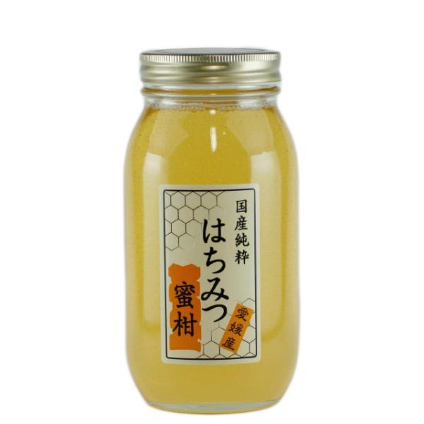 はちみつ 国産はちみつ 蜂蜜 ハチミツ 愛媛県産 みかんの蜜(単花蜜) 1Kg|iroha-beebeey|02