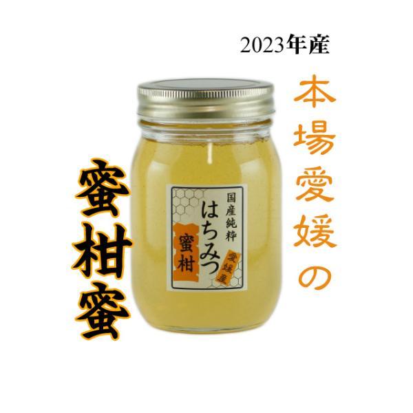 はちみつ 国産はちみつ 蜂蜜 ハチミツ 愛媛県産 みかんの蜜(単花蜜) 500g|iroha-beebeey