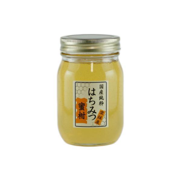 はちみつ 国産はちみつ 蜂蜜 ハチミツ 愛媛県産 みかんの蜜(単花蜜) 500g|iroha-beebeey|02