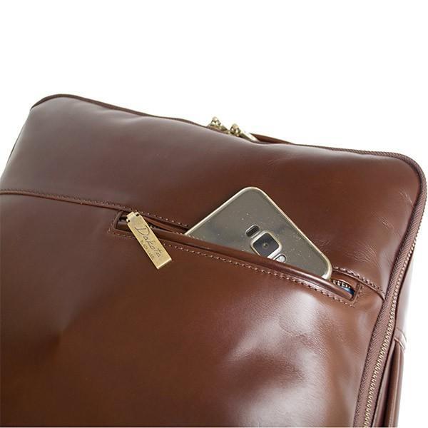ダコタ Dakota ブラックレーベル カワシ リュック メンズ レディース デイパック ビジネスバッグ 本革 B4 大容量 1620162 ブランド|irohamise|04