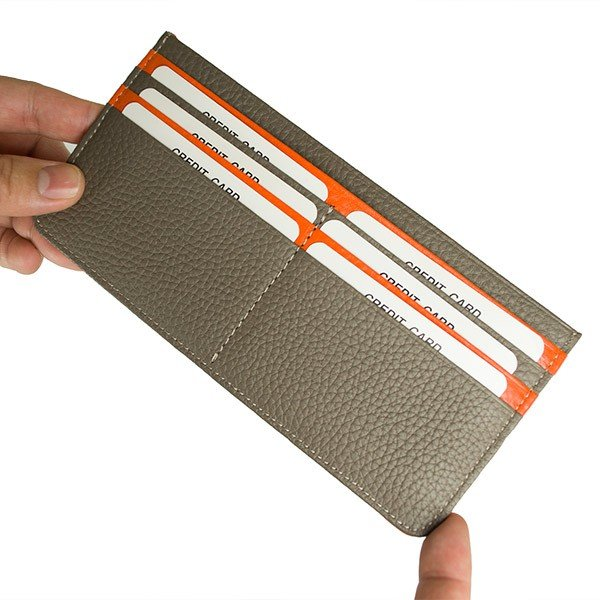 25885088cd3e ... ペレボルサ PELLE BORSA レネット Reinette 長財布 スリム 薄い 薄型 レディース 本革 ブランド 4708