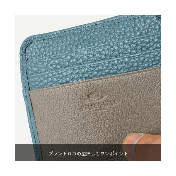 ペレボルサ PELLE BORSA マーノグッズ Mano Goods カードケース コンパクト ミニ財布 4727|irohamise|07