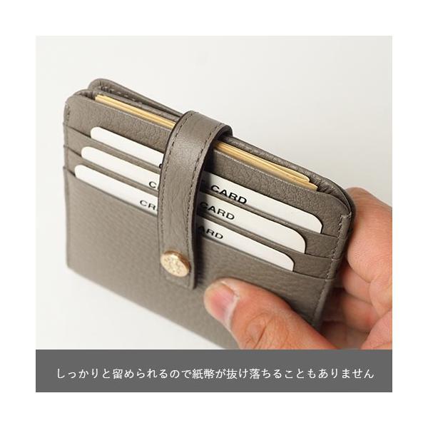 ペレボルサ PELLE BORSA マーノグッズ Mano Goods カードケース コンパクト ミニ財布 4727|irohamise|09