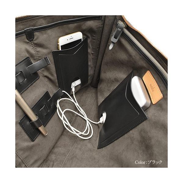 モブリス moblis クラッチバッグ セカンドバッグ A4 ブルー 青 メンズ MO-3-BLU ブランド 本革 ビジネス|irohamise|04