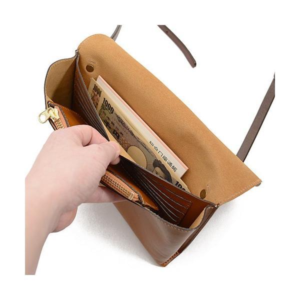 リリー LILY リアルマインド レッセフェール ウーノ 3way お財布ポシェット 本革 ブランド レディース 510168|irohamise|05