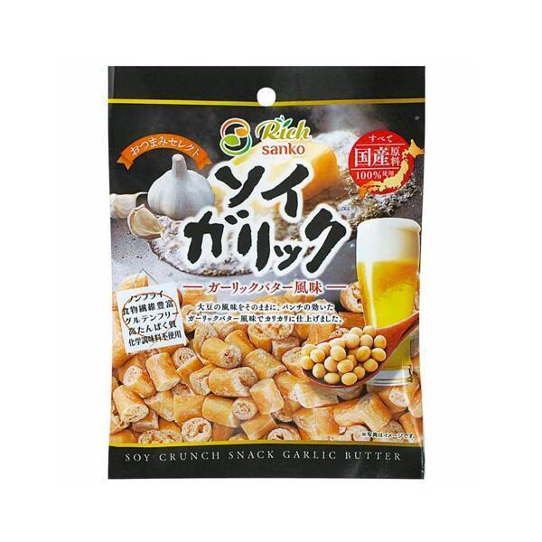 ソイガリック・ガーリックバター風味 30g  サンコー