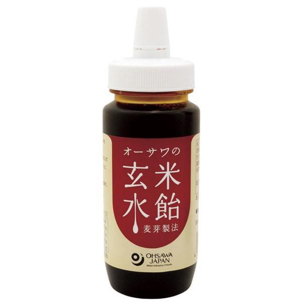 オーサワの玄米水飴(プラボトル) 250g オーサワジャパン