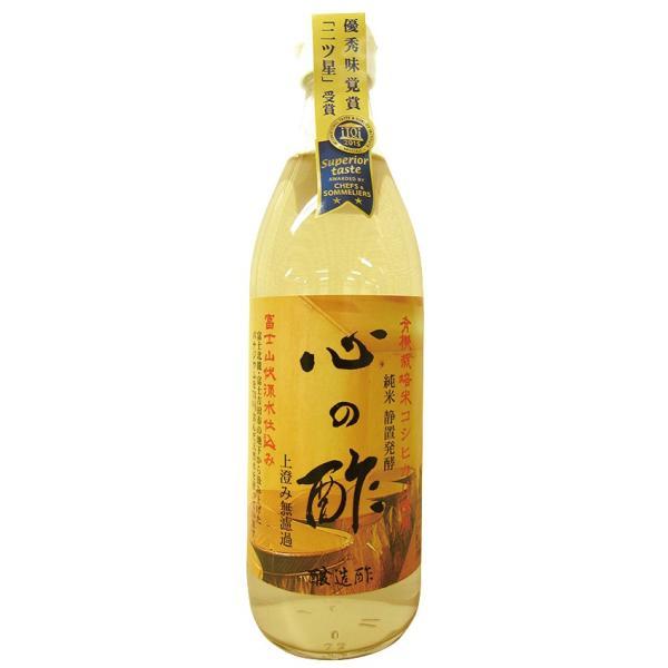 心の酢(純粋米酢) 500ml 戸塚醸造店