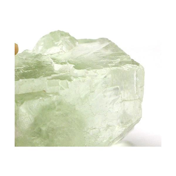 グリーンフローライト結晶 No.8