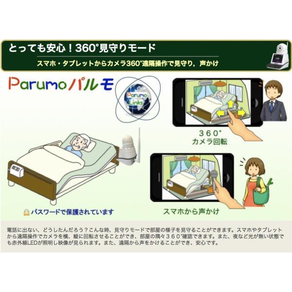 (iSEED )インターネットを介して、音声と画像を双方向通信するテレビ電話 パルモ|iseed-shop|07