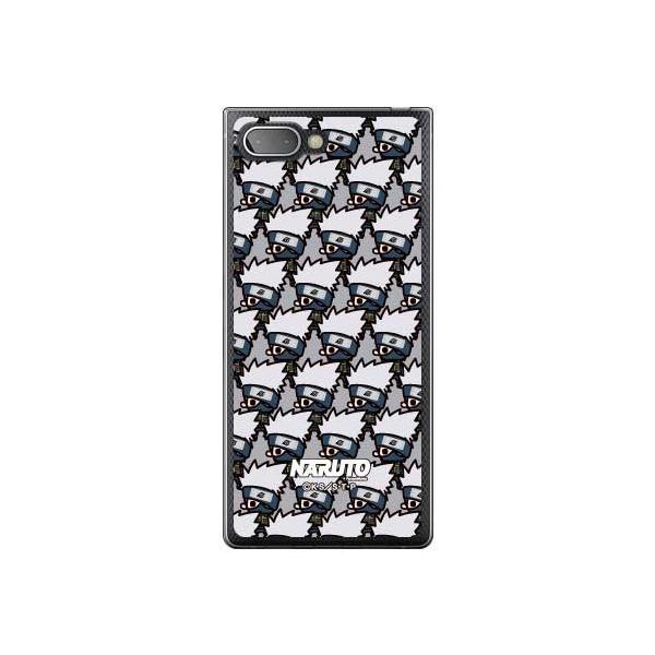 【期間限定特価】BlackBerry KEY2 BBF100 ナルト疾風伝 いっぱい はたけカカシ (ソフトTPUクリア)