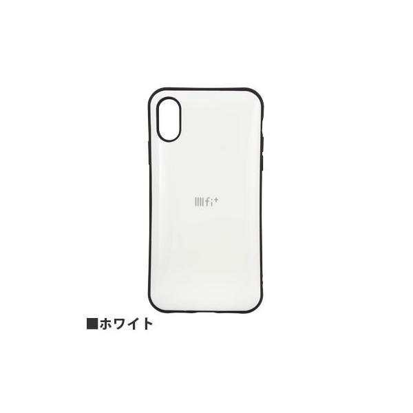 IIIIfit(イーフィット) iPhoneXR対応ケース IFT-29 isfactory 02