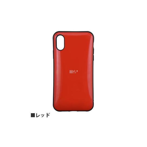 IIIIfit(イーフィット) iPhoneXR対応ケース IFT-29 isfactory 04
