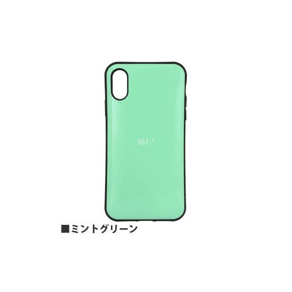 IIIIfit(イーフィット) iPhoneXR対応ケース IFT-29 isfactory 05