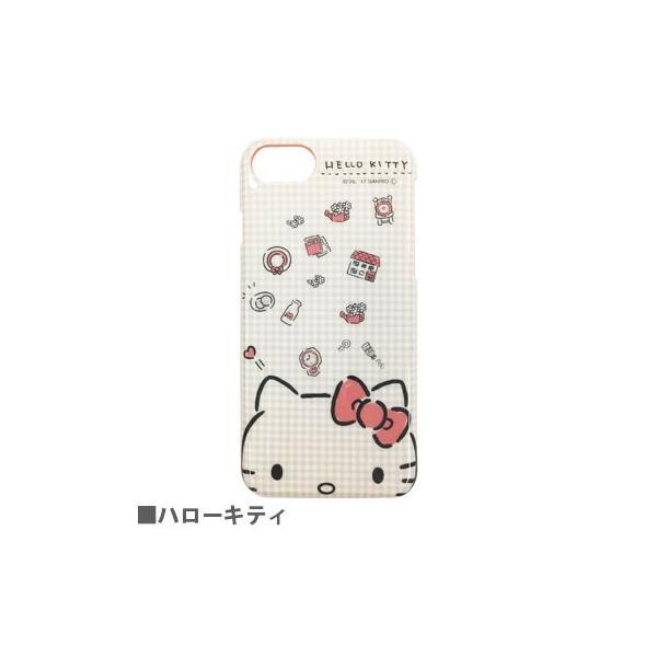 サンリオキャラクターズ iPhone8/7/6s/6対応ハードケース|isfactory|02