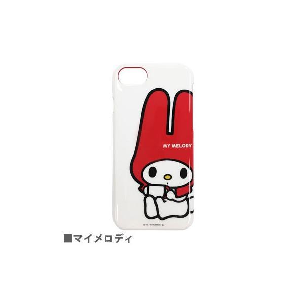 サンリオキャラクターズ iPhone8/7/6s/6対応ハードケース|isfactory|03