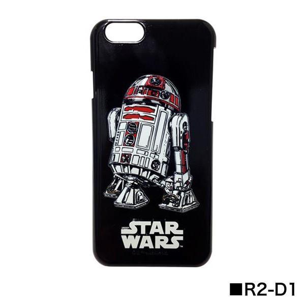 STAR WARS スターウォーズ iPhone6/iPhone6s対応 3Dシェルジャケット STW-31|isfactory|02