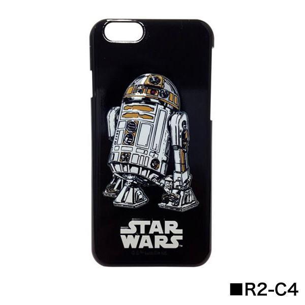 STAR WARS スターウォーズ iPhone6/iPhone6s対応 3Dシェルジャケット STW-31|isfactory|03