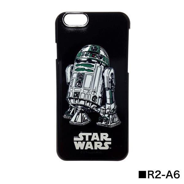 STAR WARS スターウォーズ iPhone6/iPhone6s対応 3Dシェルジャケット STW-31|isfactory|04
