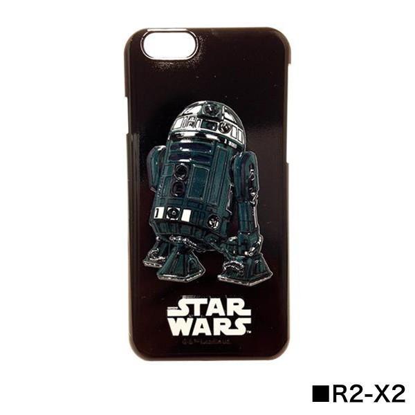 STAR WARS スターウォーズ iPhone6/iPhone6s対応 3Dシェルジャケット STW-31|isfactory|05