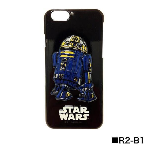 STAR WARS スターウォーズ iPhone6/iPhone6s対応 3Dシェルジャケット STW-31|isfactory|06