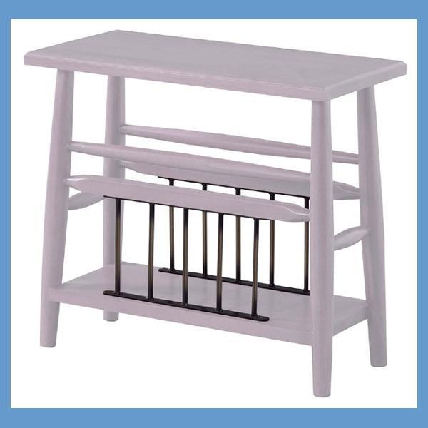 『一般A』ブリジットサイドテーブル/ホワイト|ishana
