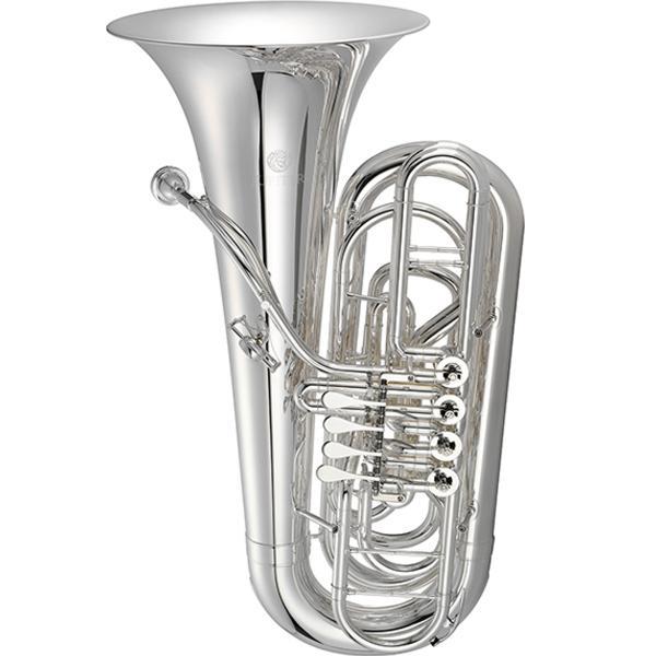 (B級アウトレット)JUPITER / JTU-1140S ジュピター Tuba チューバ ロータリー シルバープレート B♭(渋谷店)