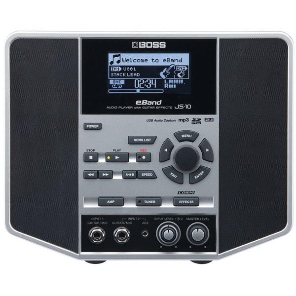 BOSS / eBand JS-10 Audio Player with Guitar Effects(渋谷店)|ishibashi-shops