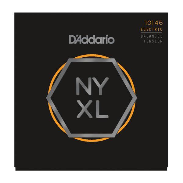 D'Addario / NYXL Series Electric Guitar Strings NYXL1046BT Balanced Tension Regular Light 10-46 エレキギター弦(池袋店)