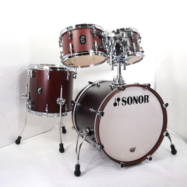SONOR / PROLITE 20-10-12-14 4pcs #NUB ソナー プロライト 4点セット ヌスバウム ドラムセット