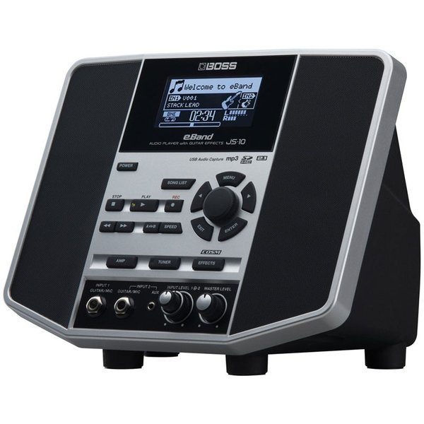 BOSS / eBand JS-10 Audio Player with Guitar Effects (横浜店)|ishibashi-shops|02