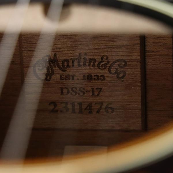 Martin / DSS-17 Whiskey Sunset (S/N 2311476)(梅田店)|ishibashi-shops|10