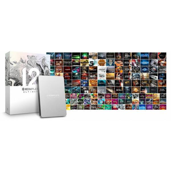 NATIVE INSTRUMENTS ネイティブインストゥルメンツ / KOMPLETE 12 ULTIMATE Collectors Edition (梅田店)|ishibashi-shops|02