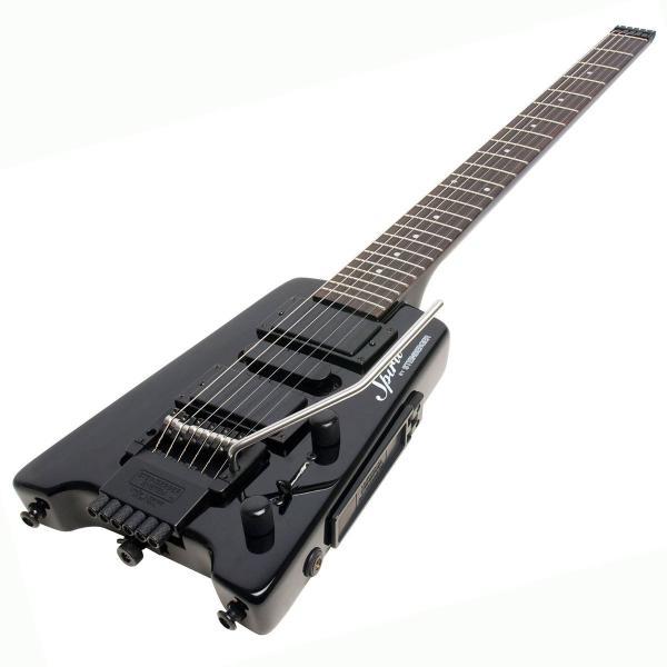 Steinberger / Spirit Collection GT-PRO Deluxe Black スタインバーガー ヘッドレス エレキギター (福岡パルコ店)
