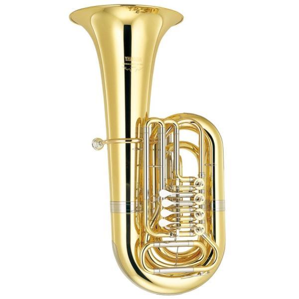 YAMAHA YBB-641II ヤマハ チューバ B♭管 YBB641-2 (取寄せ商品)