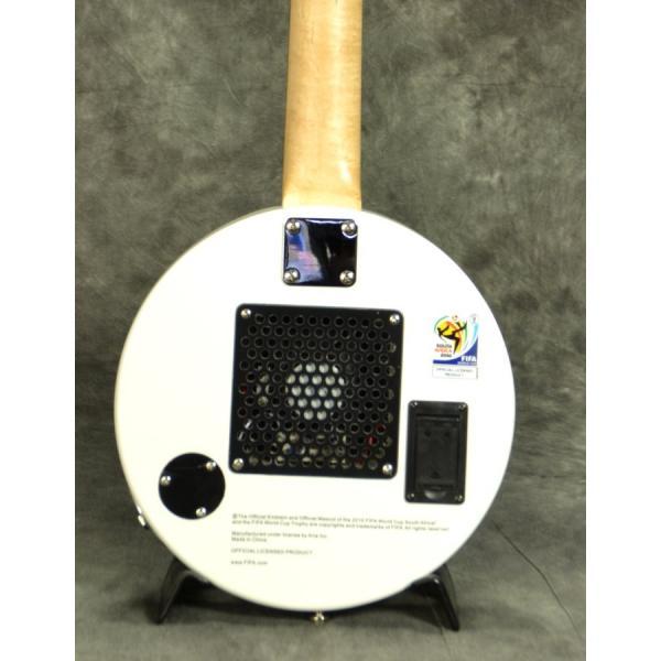 ARIA GOALRUSH GR-2010 サッカーボールギター(アンプ内蔵)FIFA公認(アウトレット処分大特価)(ARIA製交換弦1セットプレゼント!!/+811130600)|ishibashi|05