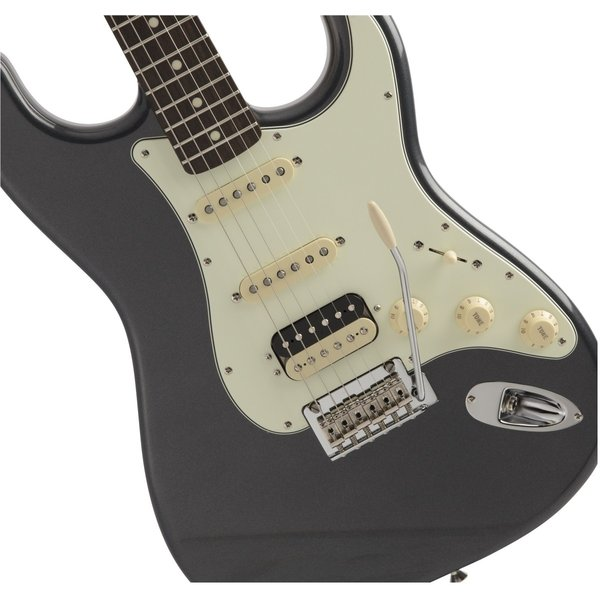 Fender Charcoal/ Frost Made in Japan Hybrid 60s Stratocaster