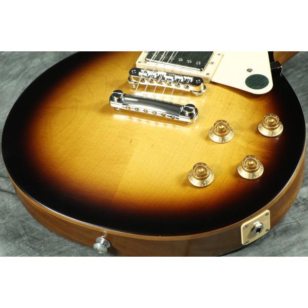 (タイムセール:17日12時まで)Gibson USA / Les Paul Tribute 2019 Satin Tobacco Burst (豪華特典つき/80-set21419)(S/N 126890233)|ishibashi|10
