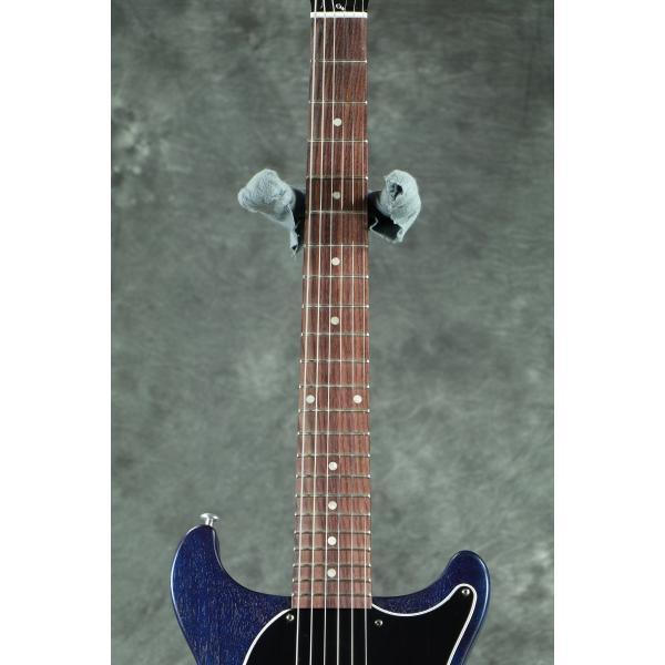 (タイムセール:28日12時まで)Gibson USA / Les Paul Junior Tribute DC 2019 Blue Satin (特典つき/80-set21419)(S/N 115790095)|ishibashi|08