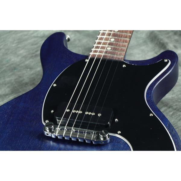 (タイムセール:28日12時まで)Gibson USA / Les Paul Junior Tribute DC 2019 Blue Satin (特典つき/80-set21419)(S/N 115790095)|ishibashi|09
