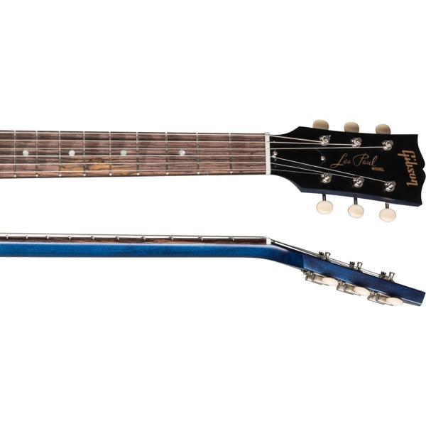 Gibson USA / Les Paul Junior Tribute DC Blue Stain (80-set21419)|ishibashi|06