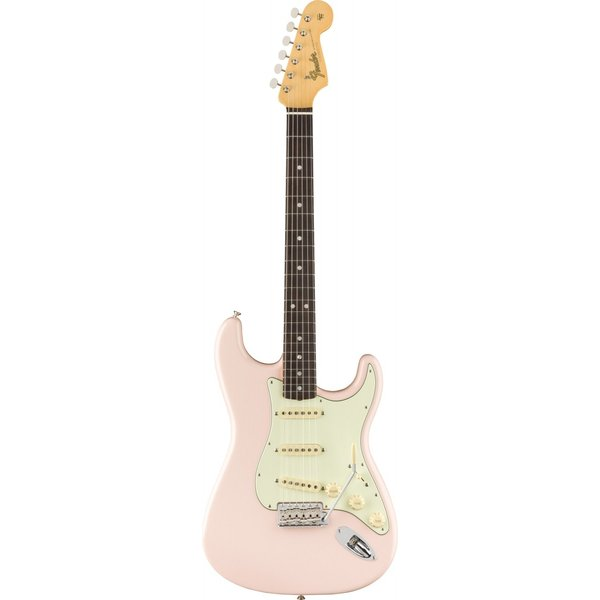 Fender / American Original 60s Stratocaster Rosewood Fingerboard Shell Pink (純正ケーブル&ピック1ダースプレゼント!/+661944400)(WEBSHOP)|ishibashi|02