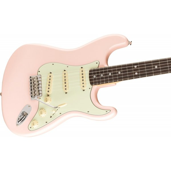 Fender / American Original 60s Stratocaster Rosewood Fingerboard Shell Pink (純正ケーブル&ピック1ダースプレゼント!/+661944400)(WEBSHOP)|ishibashi|04