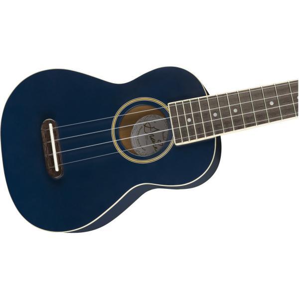 (タイムセール:5月7日12時まで)Fender / Grace VanderWaal Moonlight Ukulele Soprano ソプラノウクレレ (クリップチューナープレゼント!/+621106400)(YRK)|ishibashi|04