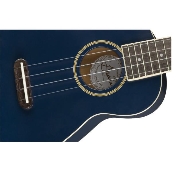 (タイムセール:5月7日12時まで)Fender / Grace VanderWaal Moonlight Ukulele Soprano ソプラノウクレレ (クリップチューナープレゼント!/+621106400)(YRK)|ishibashi|05