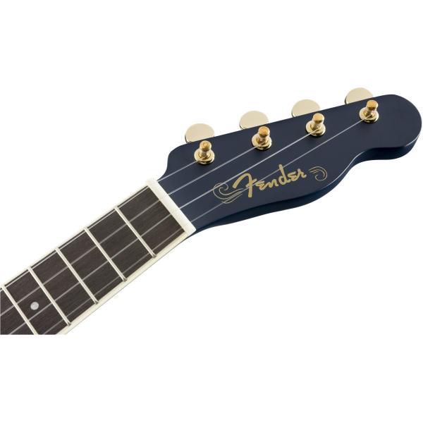 (タイムセール:5月7日12時まで)Fender / Grace VanderWaal Moonlight Ukulele Soprano ソプラノウクレレ (クリップチューナープレゼント!/+621106400)(YRK)|ishibashi|06